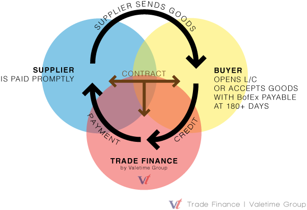 Trade Payment - Using Trade Finance